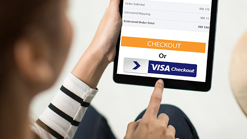 Use Visa when you travel overseas